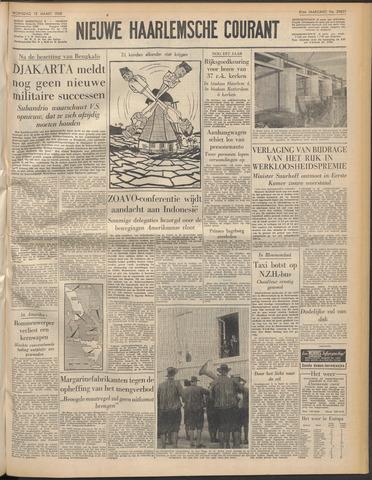 Nieuwe Haarlemsche Courant 1958-03-12