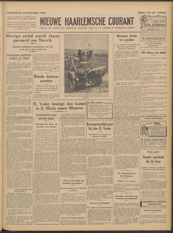 Nieuwe Haarlemsche Courant 1940-05-06