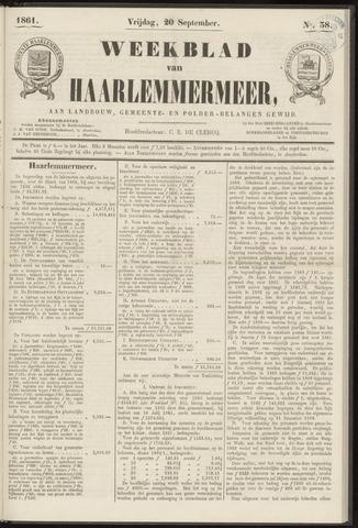 Weekblad van Haarlemmermeer 1861-09-20