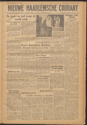 Nieuwe Haarlemsche Courant 1946-01-12