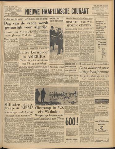 Nieuwe Haarlemsche Courant 1962-03-02