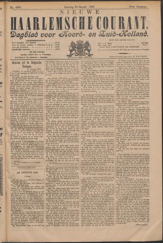 Nieuwe Haarlemsche Courant 1900-01-20