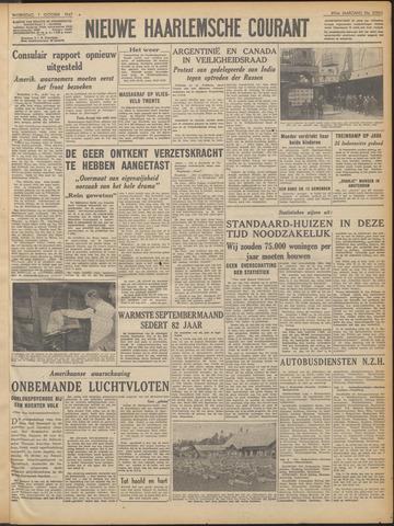 Nieuwe Haarlemsche Courant 1947-10-01