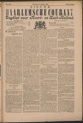Nieuwe Haarlemsche Courant 1901-01-16
