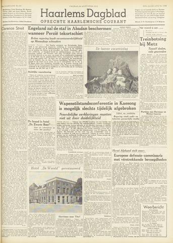 Haarlem's Dagblad 1951-08-24