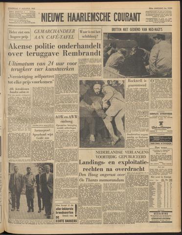 Nieuwe Haarlemsche Courant 1962-08-09