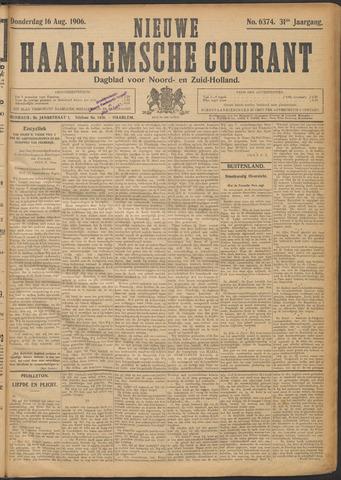 Nieuwe Haarlemsche Courant 1906-08-16
