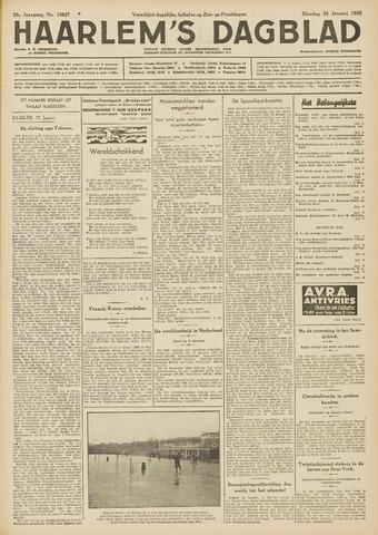 Haarlem's Dagblad 1935-01-29