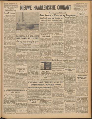 Nieuwe Haarlemsche Courant 1950-09-02