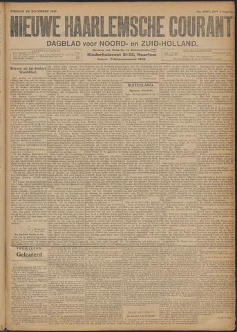 Nieuwe Haarlemsche Courant 1907-11-26