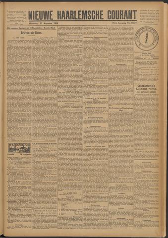 Nieuwe Haarlemsche Courant 1924-08-27