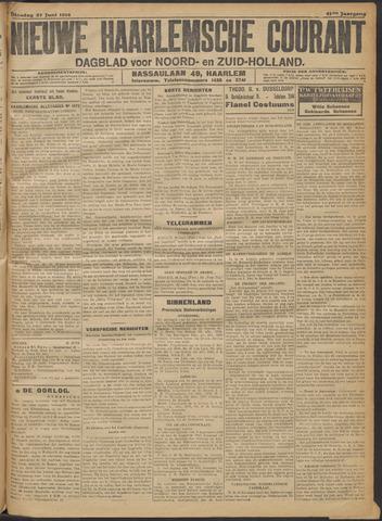 Nieuwe Haarlemsche Courant 1916-06-27