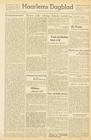 Haarlem's Dagblad 1945-12-31