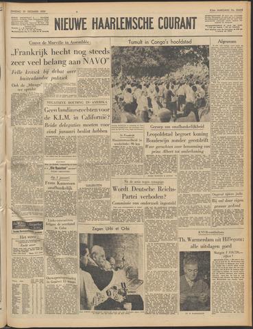 Nieuwe Haarlemsche Courant 1959-12-29