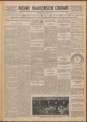 Nieuwe Haarlemsche Courant 1930-04-02