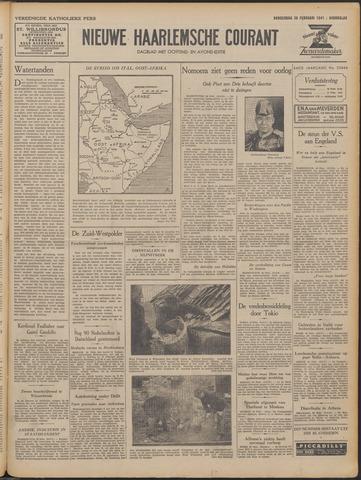 Nieuwe Haarlemsche Courant 1941-02-20