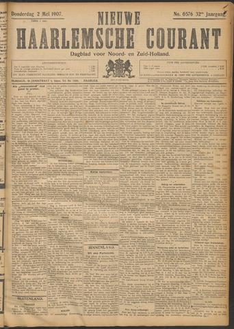 Nieuwe Haarlemsche Courant 1907-05-02
