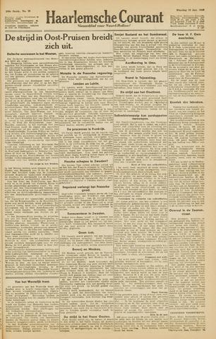 Haarlemsche Courant 1945-01-23