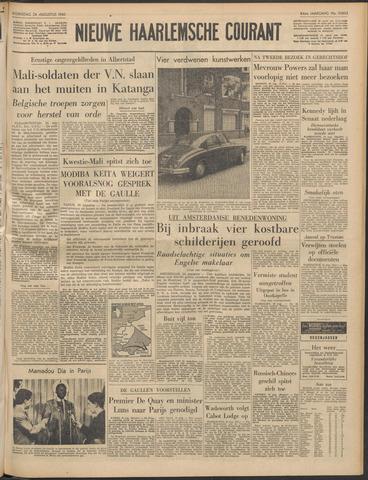 Nieuwe Haarlemsche Courant 1960-08-24
