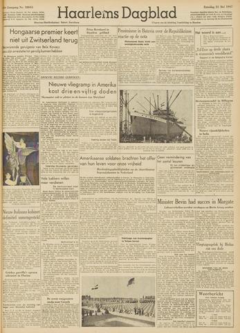 Haarlem's Dagblad 1947-05-31