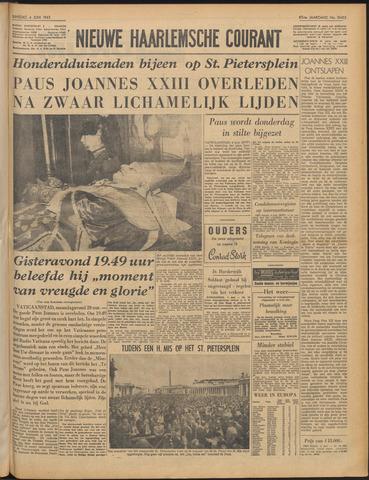 Nieuwe Haarlemsche Courant 1963-06-04
