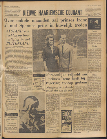 Nieuwe Haarlemsche Courant 1964-02-10
