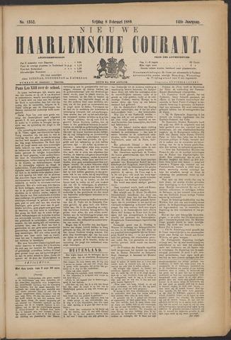 Nieuwe Haarlemsche Courant 1889-02-08