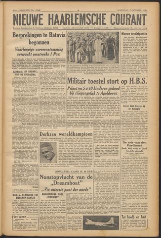 Nieuwe Haarlemsche Courant 1946-10-07