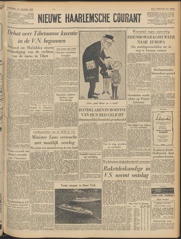 Nieuwe Haarlemsche Courant 1959-10-21