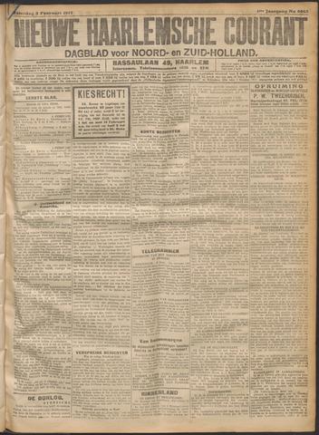 Nieuwe Haarlemsche Courant 1917-02-03