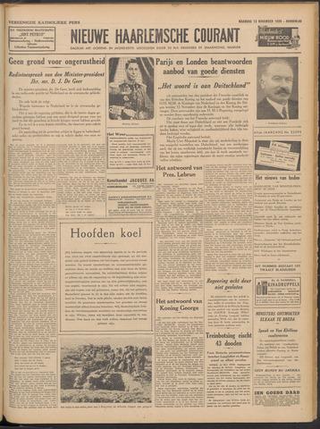 Nieuwe Haarlemsche Courant 1939-11-13