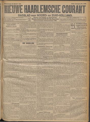 Nieuwe Haarlemsche Courant 1915-03-25