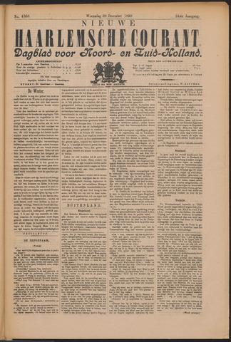 Nieuwe Haarlemsche Courant 1899-12-20