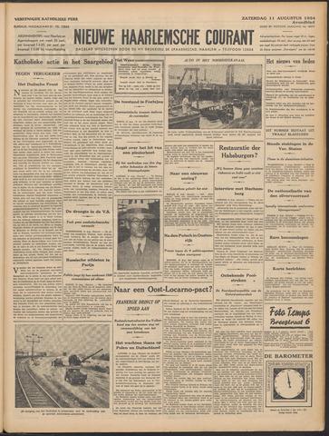 Nieuwe Haarlemsche Courant 1934-08-11