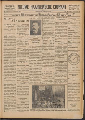 Nieuwe Haarlemsche Courant 1932-02-19