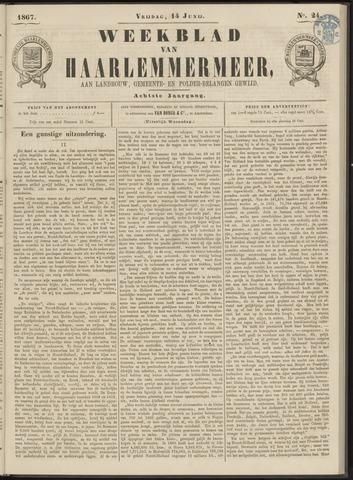Weekblad van Haarlemmermeer 1867-06-14