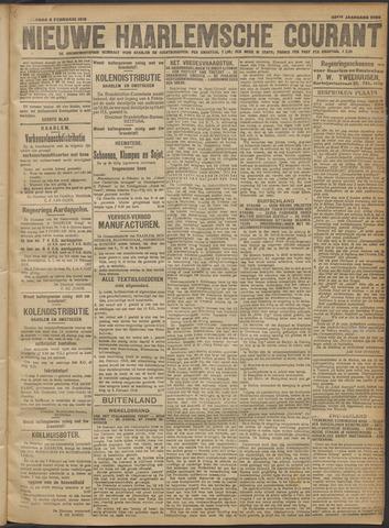 Nieuwe Haarlemsche Courant 1918-02-02
