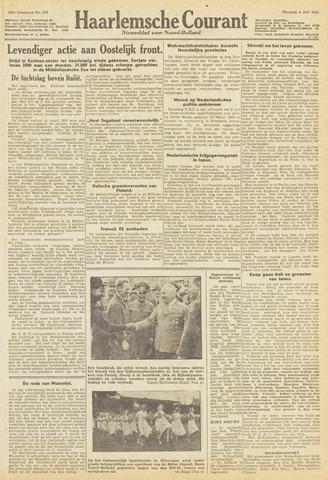 Haarlemsche Courant 1943-07-06