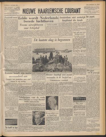 Nieuwe Haarlemsche Courant 1953-10-31
