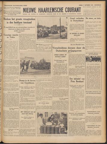 Nieuwe Haarlemsche Courant 1939-09-17