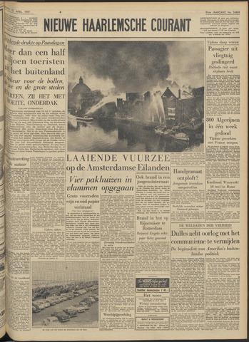 Nieuwe Haarlemsche Courant 1957-04-23