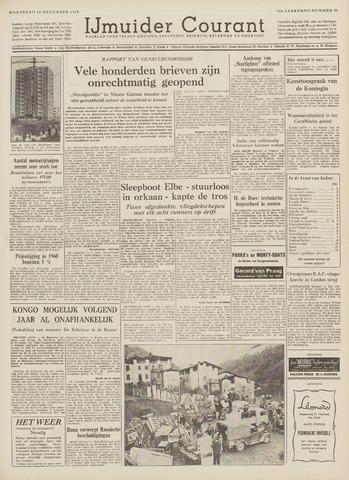 IJmuider Courant 1959-12-16