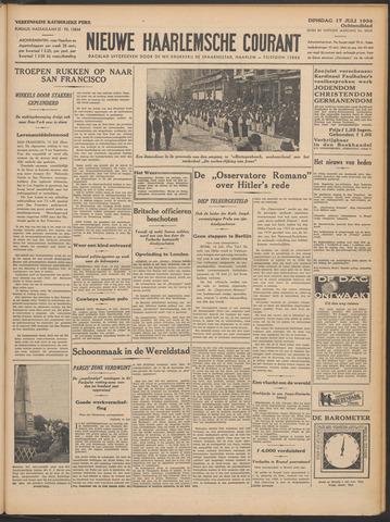 Nieuwe Haarlemsche Courant 1934-07-17