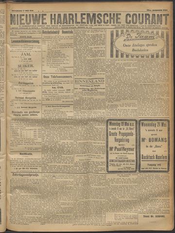 Nieuwe Haarlemsche Courant 1919-05-17