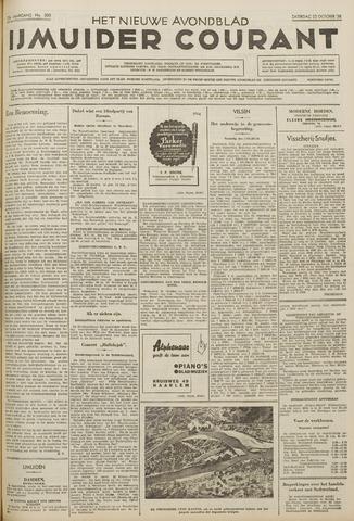 IJmuider Courant 1938-10-22