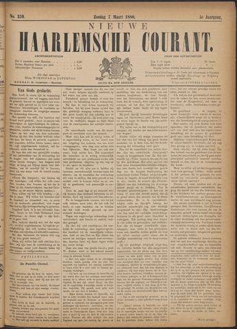 Nieuwe Haarlemsche Courant 1880-03-07