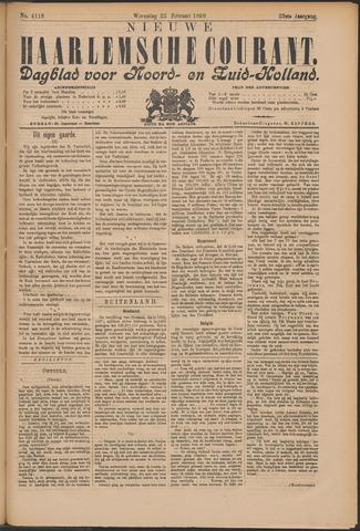 Nieuwe Haarlemsche Courant 1899-02-22