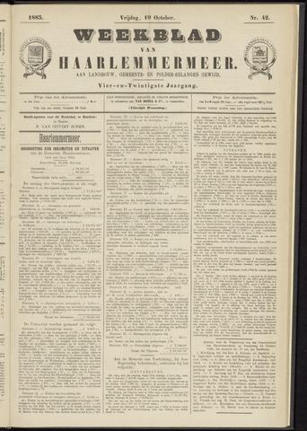 Weekblad van Haarlemmermeer 1883-10-19