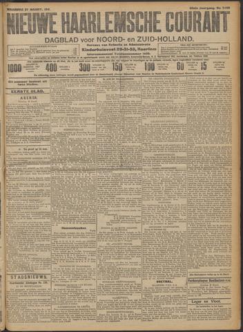 Nieuwe Haarlemsche Courant 1911-03-27