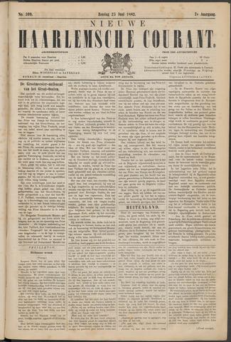 Nieuwe Haarlemsche Courant 1882-06-25